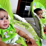 Fisher Price Newborn to Toddler Rocker With Free Diaper Bag-Boon to parents and kids-By vigneswari_senthil_raja