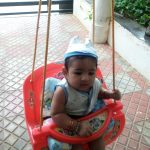 New Natraj Activity Swing-good for little one-By rev