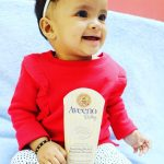 Aveeno Baby Soothing Relief Moisture Cream Fragrance Free-Fragrance free Moisturizer cream-By prisha245