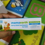Mamaearth Baby's Natural Berry Blast Toothpaste-Good taste-By disha