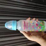 Morisons Baby Dreams Polypropylene Plastic Regular Feeding Bottle-Good quality feeding bottle-By shalaka_patil