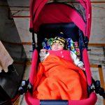 Babyhug Symphony Stroller With Reverisble Handle & Mosquito Net-Best Stroller from Babyhug-By kanikabansal
