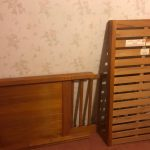 Babyhug Florence Wooden Cot Cum Rocker With Storage Space-good for baby-By mittu_jimmy
