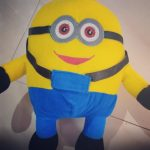 Minions Bob Plush Toy-Cute minions-By diya_sanesh
