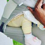 R for Rabbit Upsy Daisy Smart Hip Seat Baby Carrier-R for rabbit hipseat baby easy carrier-By diya_sanesh