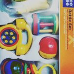 Mee Mee Joyful Musical Rattle-Play time with musical rattle-By diya_sanesh
