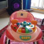 Mee Mee Anti-Fall Baby Walker Cum Rocker-Mee mee Multi purpose anti fall walker-By diya_sanesh