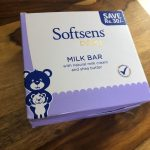 Softsens Baby Milk Bar Soap with Natural Milk Cream & Shea Butter-Soft as the Name-By mridula_k