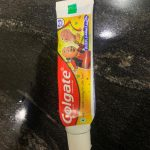Colgate My First Toothbrush and Toothpaste Starter Kit-Ideal Toothbursh and Toothpaste-By mridula_k