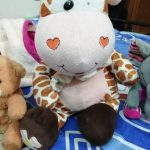 Wild Republic CK Baby Giraffe Soft Toy-Lovely Giraffe!-By mridula_k