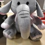 Ultra Elephant Soft Toy-Lovable soft toy-By diya_sanesh