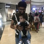 Babyhug Comfort Nest 3 Way Baby Carrier With Adjustable Infant Head Support-So Helpful Product-By lavi_yadav