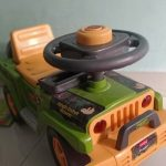 Babyhug Jungle Safari Foot To Floor Ride-On-My sons best buddy!!-By reenakp