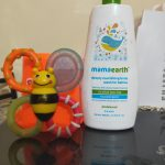 Mamaearth Deeply Nourishing Body Wash For Babies-A must try product from Mamaearth-By kanikabansal