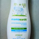 Mamaearth Gentle Cleansing Shampoo For Babies-Best product from mamaearth-By kanikabansal