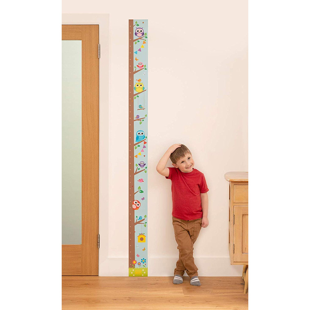 little wigwam Growth Height Chart for Childre