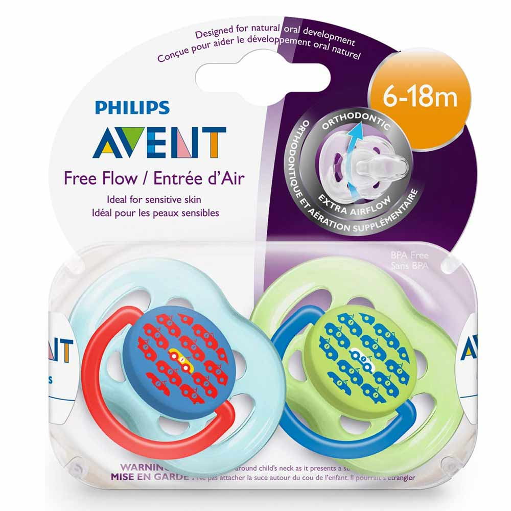 philips avent baby pacifier