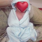 Babyhug 2 Ply Hosiery Hooded Wrapper-Comfort & Cozy!-By inuu
