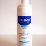 Mustela Baby Foam Shampoo For Newborns For Cradle Cap-Mild exfoliating shampoo-By pixielove