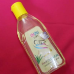 Patanjali Shishu Care Baby Hair Oil-Sticky hair oil-By pixielove