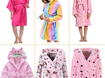 11 Best Bath Robes For Girls In 2020