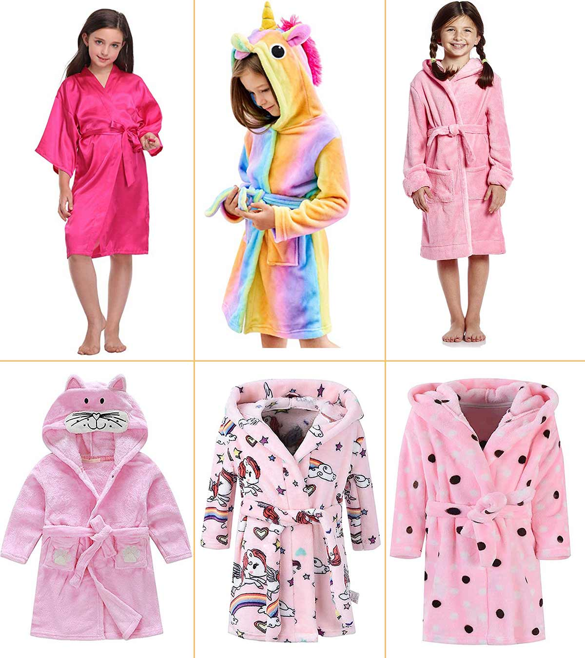 7 Best Bath Robes For Girls In 7