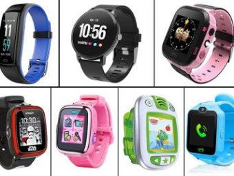 11 Best Smartwatches for Kids In 2019