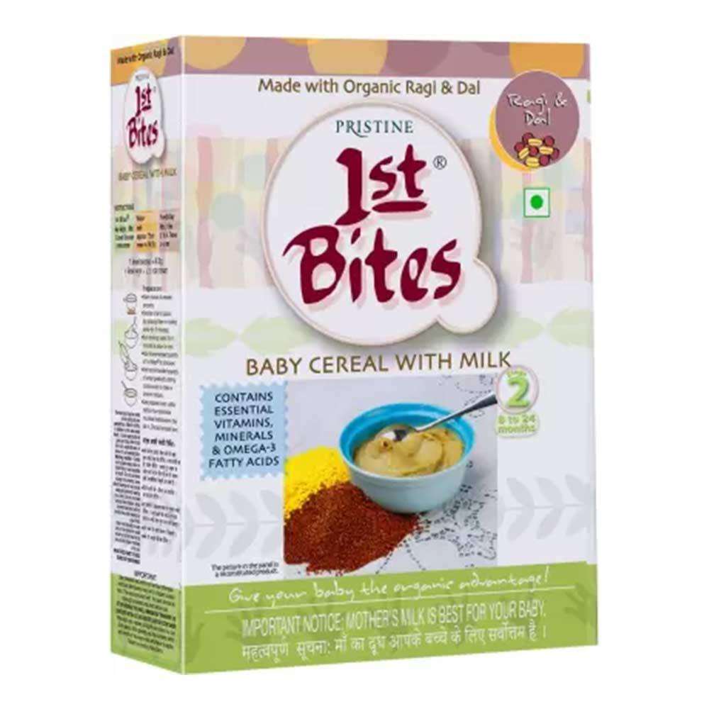 1st Bites Ragi & Dal Cereal