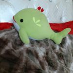 Playtoons Dolphin Soft Toy-Lovely Dolphin Soft Toy-By asha27
