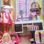 Barbie Playset With Doll-Nice Barbie Playset-By asha27