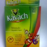 kavach Mosquito Repellent Patch-Strong fragrance-By saduf