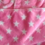 My NewBorn Double Layer Shawl Cum Blanket Star Print-My NewBorn Double Layer Shawl Cum Blanket Star Print-By bhumikad