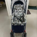 Babyhug Cosy Cosmo Stroller-Love to carry baby in stroller-By vaishali_1112