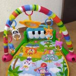 Luvlap Baby Piano Themed Playgym-Lovely Piano Themed Playgym-By asha27