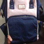 Vismiintrend Waterproof Diaper Bag With Insulated Pockets-Multipurpose Bag-By vaishali_1112