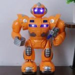 Planet of Toys Battery Operated Robot-Awesome Robot-By poonam2019