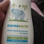 Mamaearth Gentle Cleansing Shampoo For Babies-Tear free shampoo for babies-By asha27