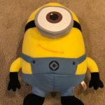 Minions Stuart Plush Soft Toy-Minions stuart soft toy-By asha27