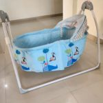 R for Rabbit Lullabies The Auto Swing Baby Cradle-Good Auto swing baby Cradle-By poonam2019