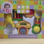 Mee Mee Joyful Musical Rattle-Nice Collection Of Musical Rattle-By poonam2019