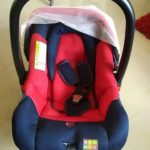 Mee Mee Baby Car Seat Cum Carry Cot-Car seat cum carry cot-By asha27