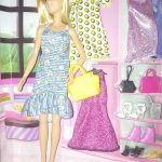 Barbie Fashion Doll With Accessories-Fashionable Barbie Doll-By poonam2019