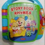 Fisher Price Storybook Rhymes Musical Toy-Early Learning Musical Toy-By poonam2019