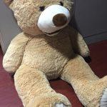 Ultra Angel Teddy Bear-Big cute teddy bear-By asha27