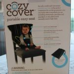 Cozy Cover Easy Seat Portable High Chair-Easy Seat Portable High Chair-By poonam2019