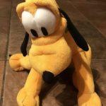 Disney Pluto Soft Toy-Lovely Pluto-By asha27