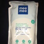 Mee Mee Mild Baby Liquid Laundry Detergent-Chemical free detergent-By poonam2019