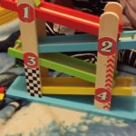 Emob Wooden Car Track Set-Endless Fun With wooden Car Track-By poonam2019