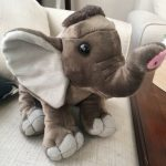 Wild Republic Baby Elephant Soft Toy-Lovely Baby Elephant Soft Toy-By poonam2019