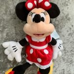 Disney Minnie Mouse Plush Toy-Beautiful Minnie Mouse-By asha27